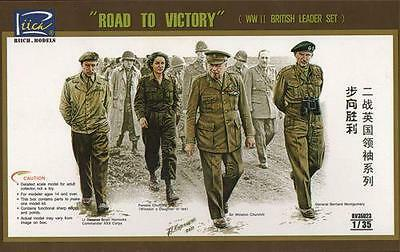 """1/35 Riich model  ROAD TO VICTORY  """"SALE"""""""