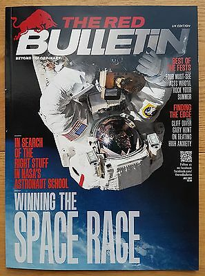 The Red Bulletin - Red Bull Magazine -NASA - July 2017