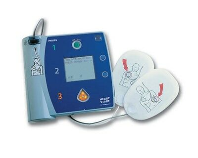 Philips HeartStart FR2+ AED w/ Battery, Adult Pads, & Carry Case - BioCertified