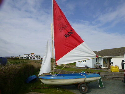 Skipper 12' Family Sailing Dinghy