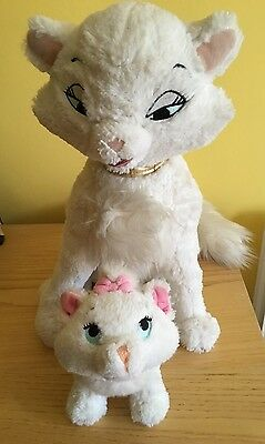 Disney Aristocrats Duchess And Marie Soft Plush Toys