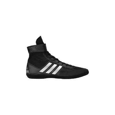 Adidas Boxing Combat Speed IV Boots  - Black & Silver