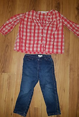 Country Road outfit 1- 2 years