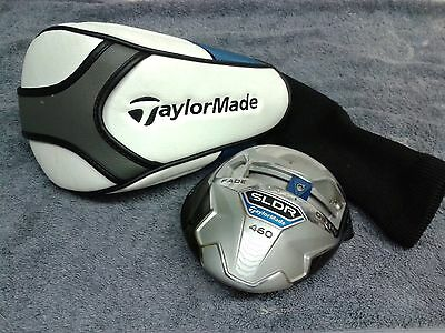 Taylormade SLDR 9.5 Loft Right Handed HEAD ONLY - Original Headcover included