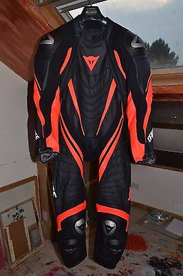 Dainese Aero Evo One-Piece Leathers size 52
