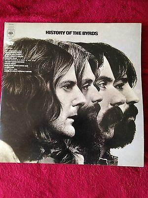 byrds  History of the Byrds double LP Album - 1973 reduced