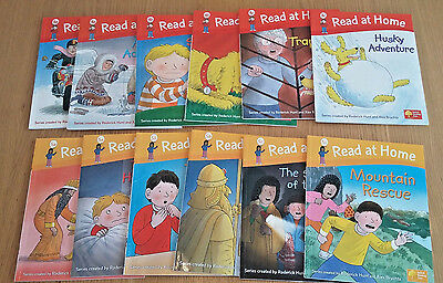 12 Read at Home Oxford Reading Tree books, Levels 4 & 5