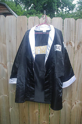 Everlast 'army' Boxing Robe - Adult Medium!!