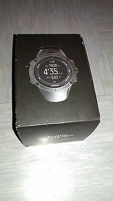 Suunto AMBIT 3 PEAK  BLACK HR Wrist Watch - SS020674000 NEW