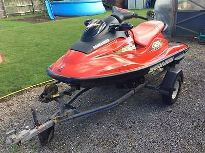 Seadoo GSX Limited Jetski Gorgeous Red Great condition 951 engine 1999