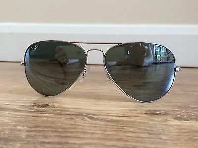 sunglasses Ray Ban AVIATOR RB 3025 W3277  Unisex NEW
