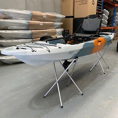2.95M Conger 2016 Kayak Single Seater Canoe Fishing Camping Recreational