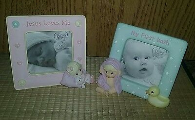 Precious Moments Baby Picture Frames