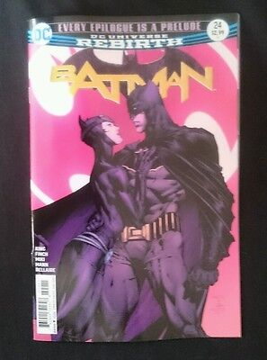 Batman #24 DC REBIRTH (2017) NEW Bagged and boarded