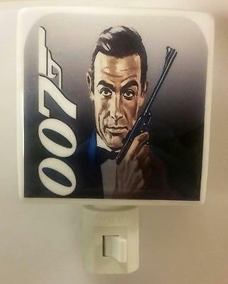 Super Nice James Bond 007 Porcelain Night Light #2