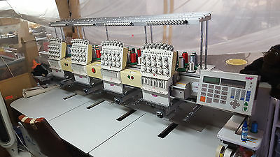 SWF Embroidery Machine 1504