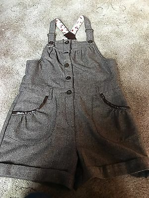 Girls Summer Dress And Dungarees Age 11-12