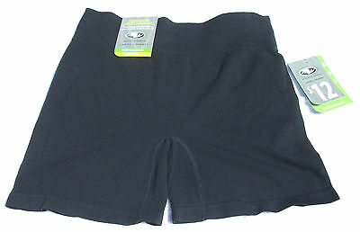 Athletic Works - Size Small - Black - Women's Seamless Performance Shorts