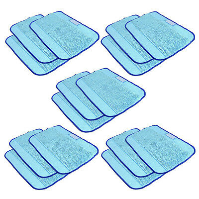 15PC Pro-Clean Mopping Cloths for Braava Floor Mopping Robot 380 380T