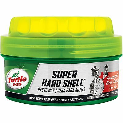 NEW Turtle Wax® T222R Super Hard Shell Paste Wax, Made in USA
