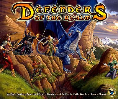Defenders of the Realm brand new in shrink wrap, free shipping