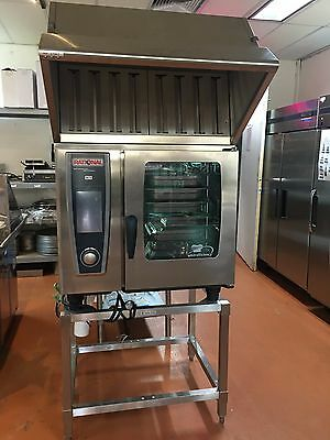 Rational combi oven 6 Tray with Ultra vent