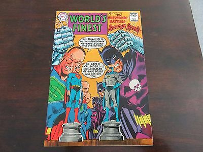 World's Finest Comics #175 (May 1968, DC) RARE HIGH GRADE VF 8.0