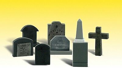 Woodland Scenics - Scenic Accents� -- Tombstones - G  - A2554