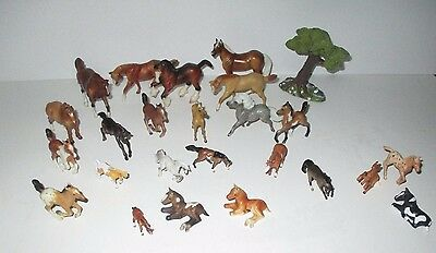 Breyer Horse Mini Whinnies Pinto Foal Miniature Mares Multi Stablemates Lot 24