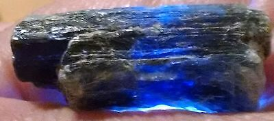 57 Cts Of Awsome Natural Blue Kyanite