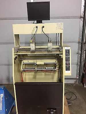 Mark Andy PM160 Video Plate Mounter