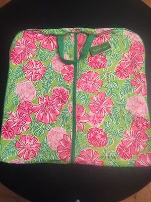 Lilly Pulitzer Garment Bag In a Beautiful Rare Print NWT