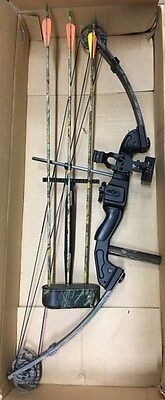 "High Country Archery Extreme 70# 29"" R/H Compound Bow Kit (1586)"