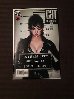 CATWOMAN #51 ADAM HUGHES COVER LOST NUMBERS (March, 2006) DC COMICS