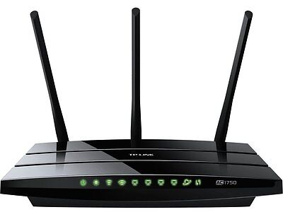 [Only 1pc] TP-LINK Archer C7 AC1750 Wireless Dual Band Gigabit Router 2.4GHz