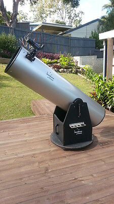"Dobsonian Telescope (12"") Solid Tube Works Perfectly & Cheapest 12"" Dob ever!!"