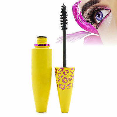 WELL Cosmetic Makeup Extension Length Long Curling Black Mascara Eye Lashes New