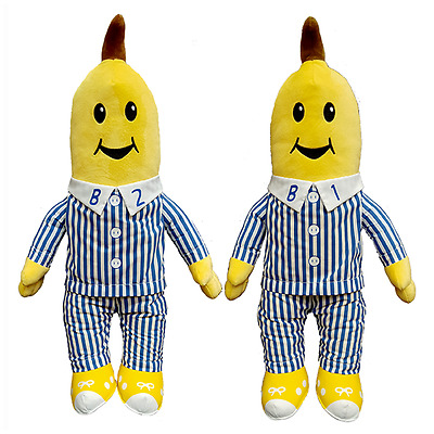 BANANAS IN PYJAMAS CLASSIC CUDDLE PLUSH (B1 and B2 INCLUDED)
