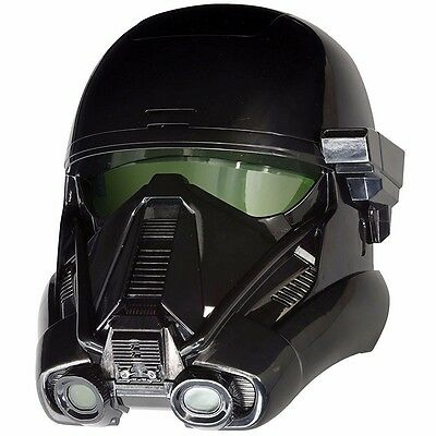 STAR WARS ROGUE ONE Voice Changer Mask DEATH TROOPER TAKARA TOMY NEW from Japan