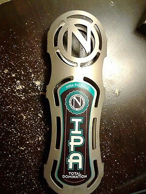 Ninkasi Brewing IPA Total Domination Beer Tap Handle Metal
