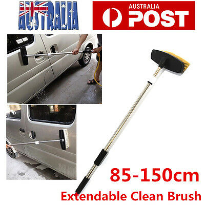 Car Wash Duster Cleaning Telescoping Brush Vehicle Household Van Truck Washing
