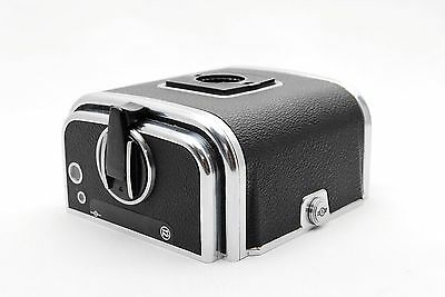 【Excellent+++++】 Hasselblad A12 II 6x6 Film Back Magazine Black from Japan 81