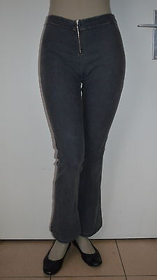 Miss Sixty Jeans Bootcut Gris Stretch T.38/40