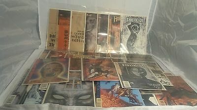 Dc Vertigo Comic Book Lot (54) Mid 1990S Collection