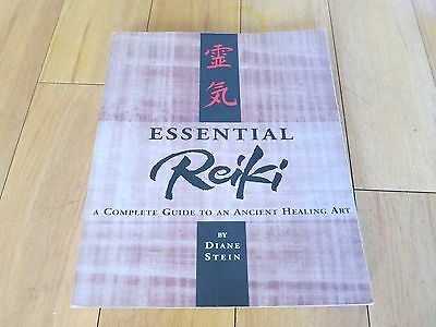 Essential Reiki: A Complete Guide to an Ancient Healing Art by Diane Stein...