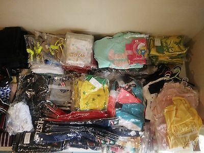 Bulk Clothing 260+ Items Brand New Resell Ebay Market Store Stock PICK UP ONLY