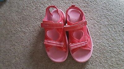 girls summer shoes size 10