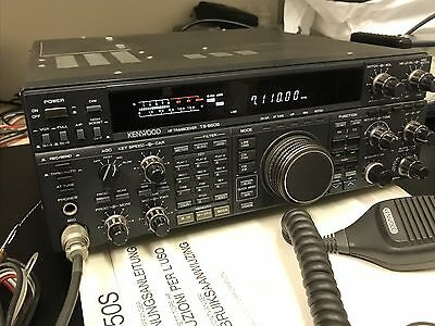 Kenwood Ts 850 S At Hf All Mode Ottimo Con Accordatore Interno