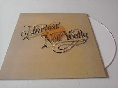 Neil Young - Harvest (White Vinyl)