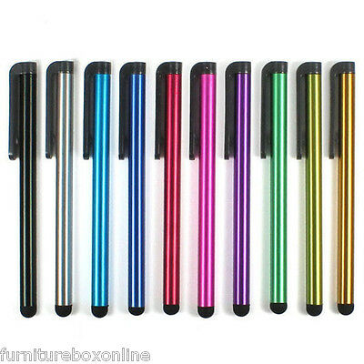 10x Universal Touch Screen Stylus Pens For All Mobile Phone Tab iPad iPod iPhone